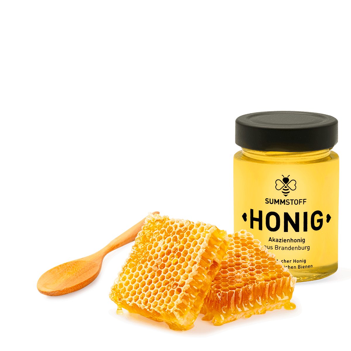 leckerer SUMMSTOFF Honig